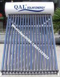 Calentador de agua solar integrado del tubo de calor