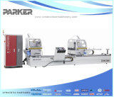 Parker PVCアルミニウムプロフィールCNCの打抜き機