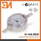 Nós flexíveis ao ar livre do diodo emissor de luz da cor cheia (D-144)