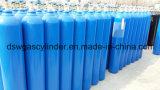 40L Cilinder van het Staal van de Zuurstof van de hoge druk de Naadloze