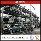 Автоматизированные гараж стоянкы автомобилей, система стоянкы автомобилей и подъем в Кита