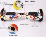 самокат 10inch Inflatable Smart 2 Wheel Self Balancing Electric