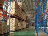 Prateleira de paletes de armazém de armazenamento pesado de aço