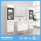 LED Light Touch commutateur haute brillance douleur Oppein Mélamine Big Modern Bathroom Vanity Cabinet-B800d