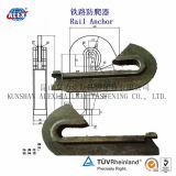 Railway Fasteningのための鋳造Iron Rail Anchors