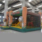 Combo gonflable de parc de safari (AQ01404)