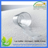 Protetor respirável do colchão da prova do ácaro da poeira do Encasement da prova do erro de base