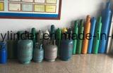 99.999% cilindro de gás de alta pressão do gás do óxido 99.9% nitroso