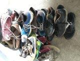 Mann verwendete Schuhe/Dame Used Shoes/Kind verwendete Schuhe für Afrika-Markt