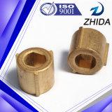 Pièces agglomérées de coussinet de fer de métallurgie des poudres