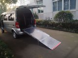 Нагрузка 350kg пандуса кресло-коляскы Tailboard ручная