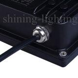 Il lumen esterno IP67 del riflettore 5000 del proiettore 50watt LED di alta qualità LED impermeabilizza l'indicatore luminoso di inondazione sottile di 50W LED