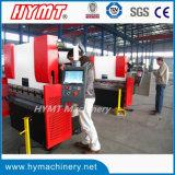 WC67Y-63X2000 유압 탄소 강철 플레이트 구부리는 접히는 기계