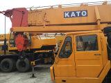 Terreno giapponese usato/Secondo-Hand Crane Crawler Crane Mobile Crane 45tons di Hydraulic Kato Truck Crane