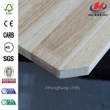 クラシック100%の純木の堅いダイニングテーブル(JHK-717)