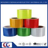 中国卸し売りPVC自己接着反射安全注意テープ(C3500-OX)