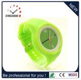 Relógio da geléia do relógio de pulso do silicone de Chirstmas para a promoção (DC-239)