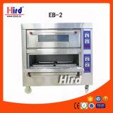 Machine électrique de traitement au four de matériel d'hôtel de matériel de cuisine de machine de nourriture de matériel de restauration de BBQ de matériel de boulangerie de la CE du four (EB-2) (2 couches 4 carters)