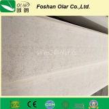 Material de construcción--Tarjeta reforzada fibra incombustible del silicato del calcio