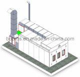 중국에 있는 시간 2 년을%s 가진 공장 가격 Jf 살포 부스 보장