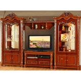 Gabinete da tevê para a mobília da sala de visitas (310)