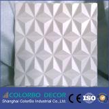 Крытая панель стены обоев 3D PVC украшения для виллы