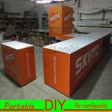 Beweglicher modularer fördernder Kleinausstellungsstand des Zoll-DIY