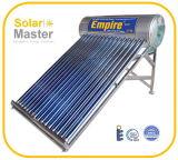 De compacte ZonneVerwarmer van het Water - Vrije de Energie van 100%