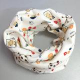 2016 accessori svegli della sciarpa dell'anello dei bambini dei collari del giunto circolare dei capretti delle sciarpe del bambino del nuovo del cotone di inverno della sciarpa di amore del cuore dell'automobile fumetto dell'ape