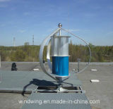 Gerador vertical das energias eólicas de Maglev no telhado