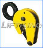Braçadeira de levantamento vertical e braçadeira de levantamento horizontal para a fábrica de aço