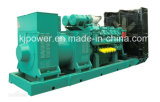 400kVA Googol Soundproof Diesel Generator mit Marathon Alternator