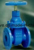 Ce Certified Manual Non-Rising Gate Valve con Highquality (BS3464)