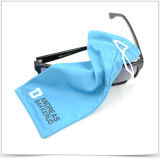 마이크로 섬유 연약한 안경알 부대