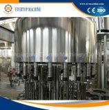 Machine de remplissage de l'eau minérale de bouteille en verre