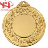 Medalha com projeto do OEM