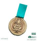 2016最も新しい様式の金はBibbonの報酬メダルを遊ばす