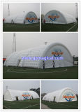 Aufblasbares grosses Sport-Tennis-Hall-Gebäudestruktur-Garage-Zelt (MIC-755)