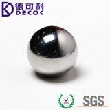 bille 4.5mm nickelée d'acier inoxydable de la bille G200 G500 d'acier du carbone de 1.7mm 1.8mm 3.1mm