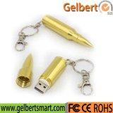 A memória móvel do USB da bala por atacado a mais atrasada do metal da promoção