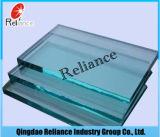 glace en verre de flotteur d'espace libre de 2-19mm/flotteur/glace claire avec le certificat d'OIN