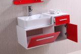 現代MDFプラスチックPVC浴室用キャビネット(B-8040)