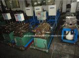 Manguito acanalado flexible hidráulico del metal que forma la máquina