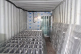 冷蔵室との容易なTransportation Containerized 5トンのBlock Ice Machine