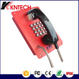 Телефон Kntech Publick телефона обслуживания телефона Knzd-07A крена