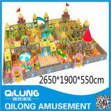 Тема замока ягнится крытая спортивная площадка (QL-3050A)