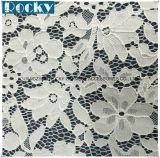 Шнурок ткани белого жаккарда высокого качества 2017 Nylon
