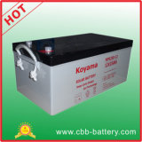 12V250ah Sealed Lead Acid Battery/VRLA AGM Battery/UPS Accu