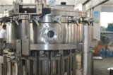 Bebida carbónica máquina que capsula de relleno que se lava 3 In1