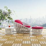 Верхняя продавая новая мебель отдыха сада патио конструкции установила с &Aluminum PE-Ротанга (YT631)